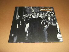 "OASIS "" D'YOU KNOW WHAT I MEAN "" CD SINGLE 1997 DIGIPAK - UK FREEPOST"