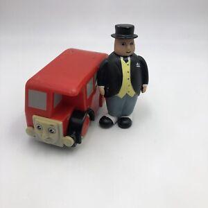 #428 Thomas & friends My First Thomas Golden Bear Bertie & Fat Controller Topham