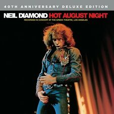 Hot August Night (40th Anniversay Ed.) - 2 DISC SET - (2012, CD NEUF) Deluxe ED.