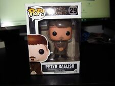 Funko Pop! Game of Thrones #29 Petyr Baelish Vaulted/Retired RARE!