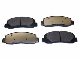 Front Brake Pad Set For 05-09 Ford F250 Super Duty F350 MN32S6