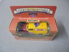 RARE MATCHBOX AFL Football Collectable Car Brisbane Bears1996 FJ