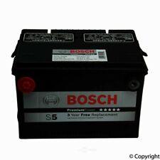 Battery-Bosch Premium Vehicle WD Express 825 09078 460