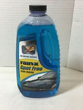 Rain-X Spot Free Car Wash Deep Cleaning High Foam Soap Cuts Through Dirt 48 oz