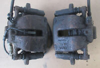 Genuine Used MINI Pair of Cooper S Front Calipers & Carriers for R56 R55 R57 R58