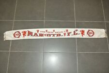 écharpe scarf  : Manchester United  Vintage football