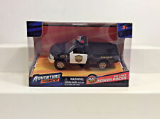 Maisto Adventure Force 1998 Ford 150 Bomb Squad. 1:42 Scale Die-Cast. Motorized.