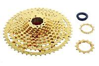 12 Speed 11-50T MTB mountain Bicycle Freewheel Road Bike flywheel Cassette GOLD
