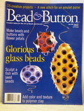 Bead & Button June 1999 15 Creative Projects Glorious Glass Beads