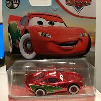 Disney Pixar Cars - Holiday Hotshot Lightning McQueen Mattel Official Diecast