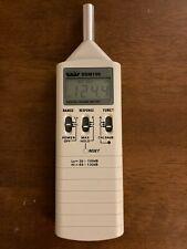 Uei Instruments Dsm 100 Digital Sound Meter
