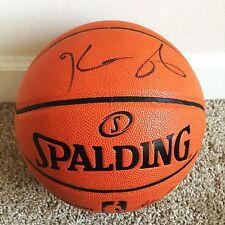 Kevin Durant Signed Autograph Full Size NBA Replica Basketball OKC Thunder JSA