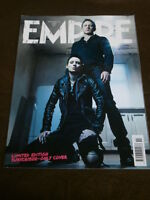 EMPIRE SUBSCRIBER COVER #269 - THE GIRL WITH DRAGON TATTOO - NOV 2011