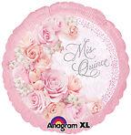 "Mis Quince Anos Blossom 18"" Helium Mylar Birthday Balloon"