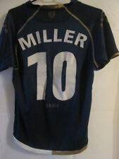 Scotland 2007-2008 Home Kenny Miller Football Shirt Size 10-12 years/2792