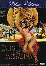 CALIGULA AND MESSALINA - Limited Hardbox - Uncut Blue Edition -