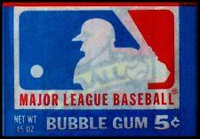 1979 Topps Major League Baseball Bubble Gum - 12 Sealed Pieces w/1979 BB Comics