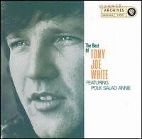 TONY JOE WHITE - THE BEST OF CD ~ PORK SALAD ANNIE ~ GREATEST HITS *NEW*