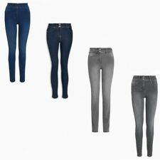 Ladies Next High Waist Skinny Enhancer Jeans Sizes 6 - 18 Leg 26 - 33