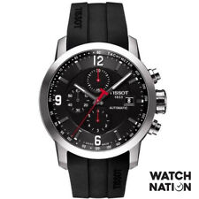 TISSOT PRC 200 AUTOMATIC CHRONOGRAPH T0554271705700 MEN'S WATCH