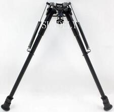 "For Hunting Shooting Air Rifle Gun 13"" - 22"" Spring Sling Tactical Bipod  UK"