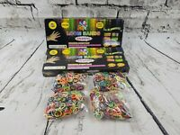 Loom Bands 1200 peices 2 boxes plus extra bands.Brand new