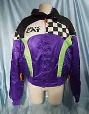 Nice ARCTIC CAT Arcticwear Multicolored Women's RACE JACKET & Zip-In Liner Sz M