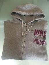 Felpa Nike per uomo, colore grigio, taglia XL