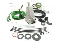 DEFA 411734 Engine Heater +40°C THERMOSTAT 2000W 230V +Cable Set 460787 5m +1,5m