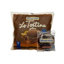 Tortine Tomarchio al cioccolato 32 pezzi brioche merendine della Sicilia