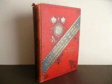 Calendario d'Oro Annuario dell'Istituto Araldico Italiano Anno IV 1892 Raro