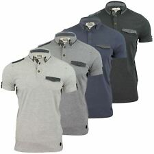 Mens Polo T-Shirt by Smith & Jones 'Dewsbury' Short Sleeved