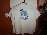 Tommy Bahama Let the Birds Do The Tweeting Mens 3XLT XXXLT Cotton T Shirt NWT