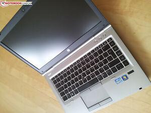 HP Elitebook 8470p i5 3rd gen laptop