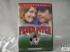 Fever Pitch (DVD, 2009) Widescreen