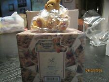 "Cherished Teddies, ""Beatrice"" #786837, ""Honey, you're the sweetest"" figurine"