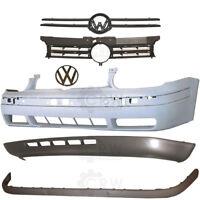Set Stoßstange vorne + Zubehör VW Golf IV 4 Bj. 97-03 Stoßfänger