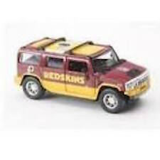 NFL H2 Hummer Washington Redskins 1:43 scale Limited Ed - #'d NEW in BOX