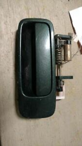 97 98 99 00 01 TOYOTA CAMRY L. DR HANDLE EXTERIOR ASSEMBLY DOOR REAR 289031