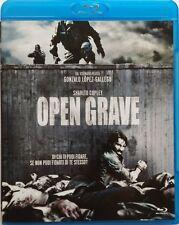 Blu-ray Open Grave mit Sharlto Copley 2013 Gebrauchte