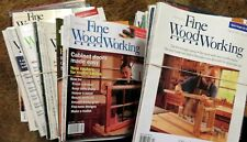 FINE WOODWORKING Magazine - Year Lots 1993, 2001, 2002, 2007