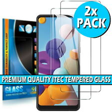 For Samsung Galaxy A52 / A52 5G Gorilla Tempered Glass Screen Protector Cover