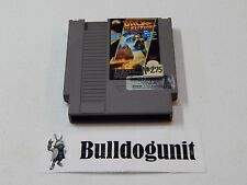 Back to the Future NES Nintendo Game
