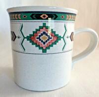 Studio Nova ADIRONDACK Coffee Mug Southwest Design Cup Plain Smooth Handle Y2201