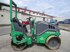 2014 Hamm Hd8 Vibratory Double Drum Asphalt Roller Compactor Diesel