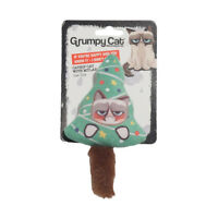 Brand New Rosewood Plush Christmas Tree Cat Kitten Toy 51034