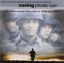 John Williams Saving Private Ryan (soundtrack, 1998) [CD]