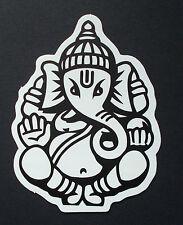 "Sticker Aufkleber Matt-Optik ""Ganesha"" Laptop, Notebook, Stickerbomb ..."
