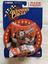 Nascar Winners Circle Race Hood Series # 20 The Home Depot Ridgid Chevrolet