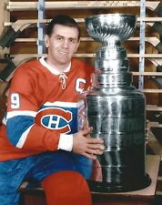 MAURICE RICHARD 8X10 PHOTO HOCKEY MONTREAL CANADIENS NHL PICTURE STANLEY CUP